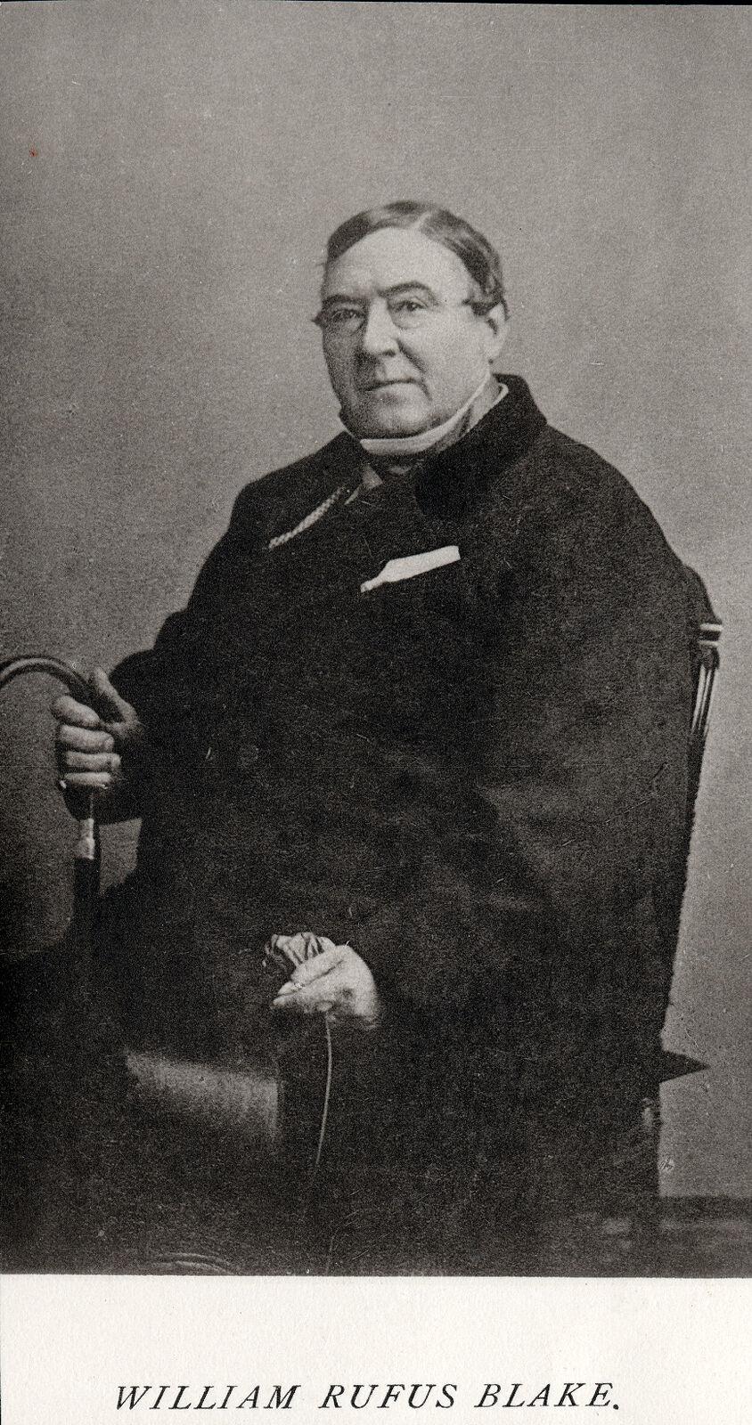 William Rufus Blake