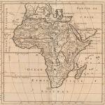 Carte de Afrique