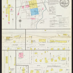 Sanborn Fire Insurance Maps Digital Collections At The University