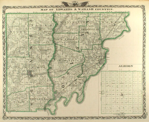 Rockford University Campus Map.Historical Maps Online Digital Collections At The University Of