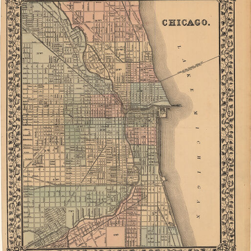 Historical Maps Online Digital Collections At The University Of Illinois At Urbana Champaign Library